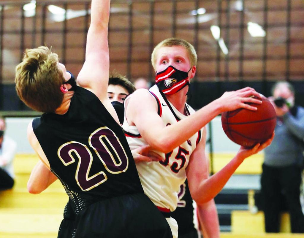 Sauk Prairie's boys basketball team has gotten off to a terrific start this year.The Eagles hit some roadblocks last week, though, dropping...