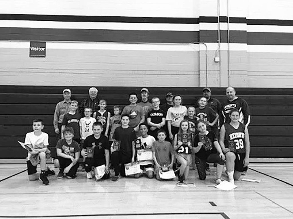 Knights of Columbus Free Throw Championship was a huge success involving 12 boys and 6 girls competing on Friday, Jan. 10, 2020.First place winners...