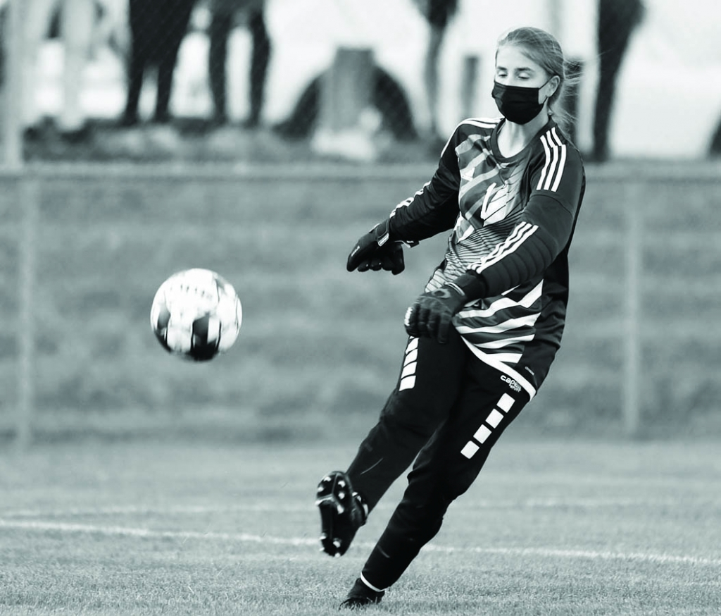 A Badger North Conference girls soccer title is at stake Thursday night when Sauk Prairie travels to Waunakee.Both teams are 5-0 in the league, and...