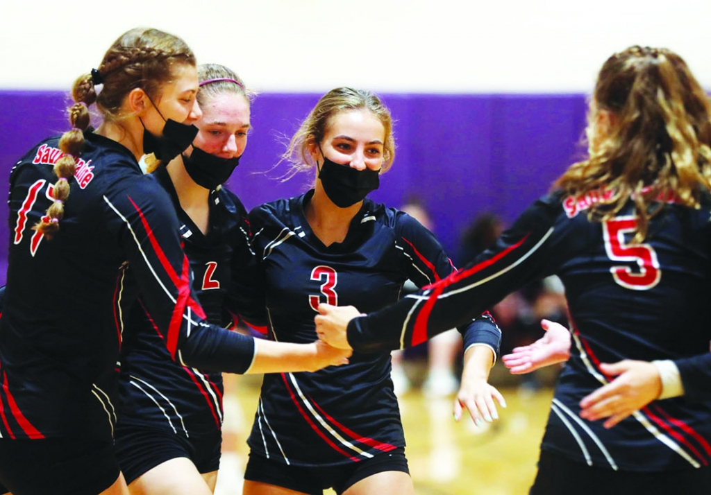 Amy Schlimgen wants to play the best competition possible, knowing it can only help her Sauk Prairie girls volleyball team this postseason.So...